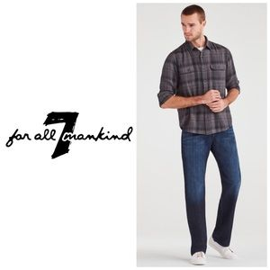7FAM Men's Relaxed Jeans 👖